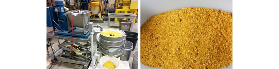 Kun XIE and Kurt A. ROSENTRATER. Optimization of fractionation of distillers dried grains with solubles (DDGS) through a gravity separator. Recent Advances in Food Science; 2019; 2(4): 217-239